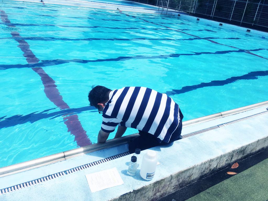 H30年プール検査